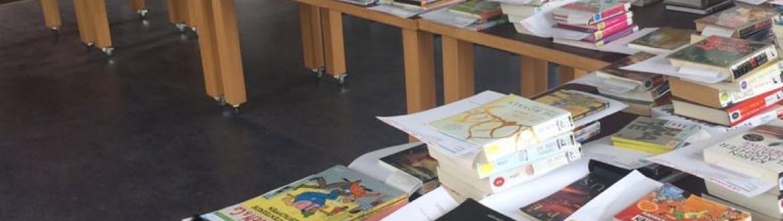 Boekenpakketten afhaalbib